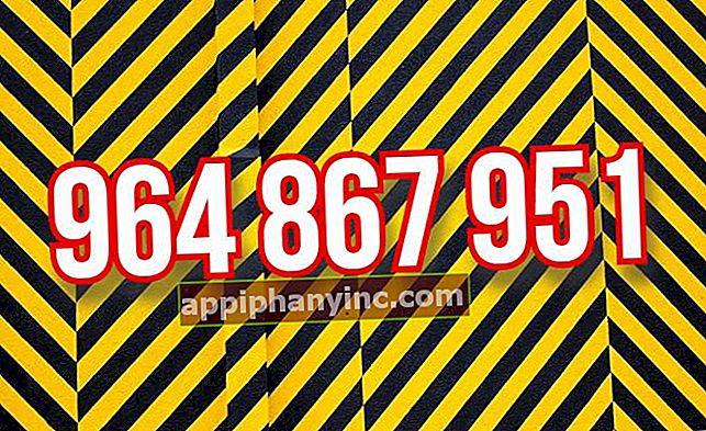 Hvis de ringer deg fra nummer 964867951 ikke tar det, er det en svindel