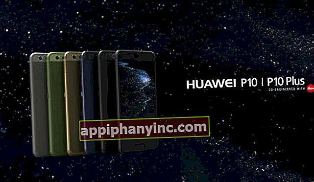Huawei presenterer den nye Huawei P10 og P10 Plus, og Huawei P10 Lite er filtrert