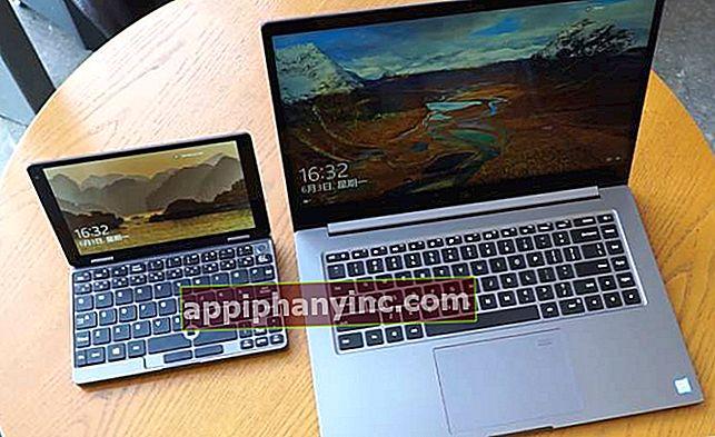 Chuwi MiniBook første video: ja, den er så liten og kraftig som den høres ut
