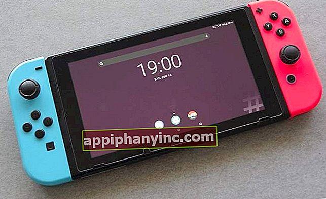 Zdaj lahko Android namestite na stikalo Nintendo