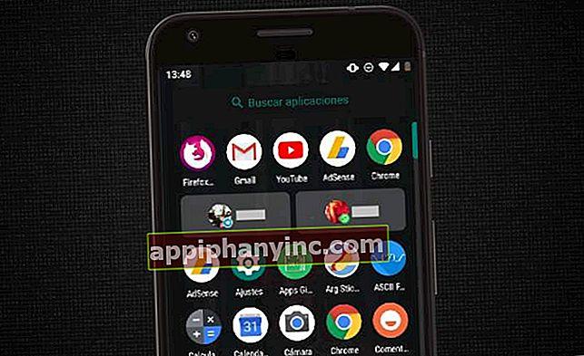 """Så här aktiverar du """"mörkt läge"""" i Android (mörkt tema)"""