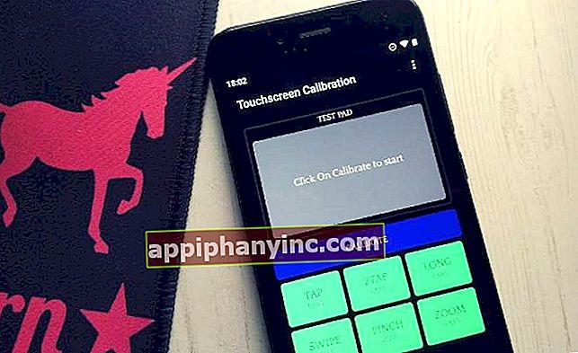 Hur man kalibrerar pekskärmen på en Android-enhet