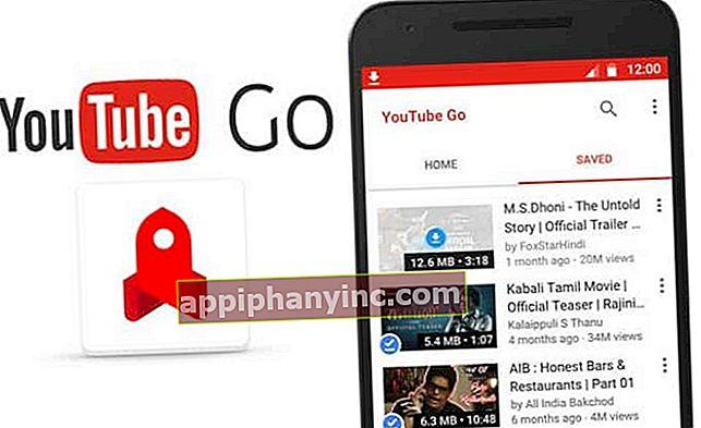 Hur man laddar ner YouTube-videor med YouTube GO