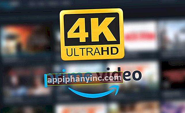 Luettelo Amazon Prime Video -sarjasta ja elokuvista 4K (UHD) -muodossa
