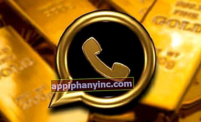 """WhatsApp Gold, """"WhatsApp Gold Version"""" -huijaus"""