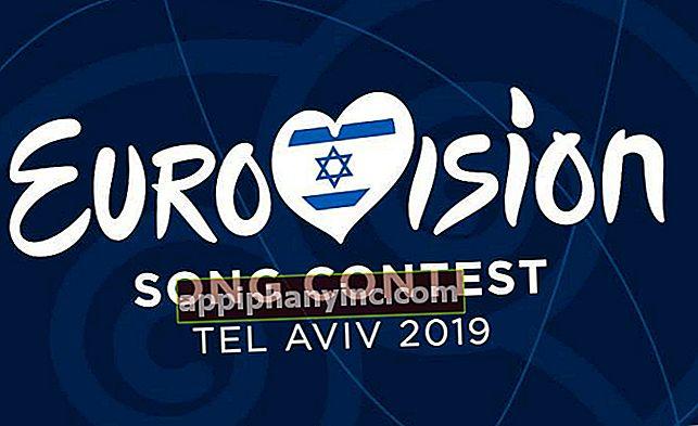 Kuinka katsella Eurovision laulukilpailua (2019) suorana matkapuhelimellasi