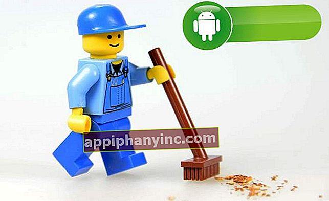 Parhaat sovellukset vapauttamaan tilaa Androidilla