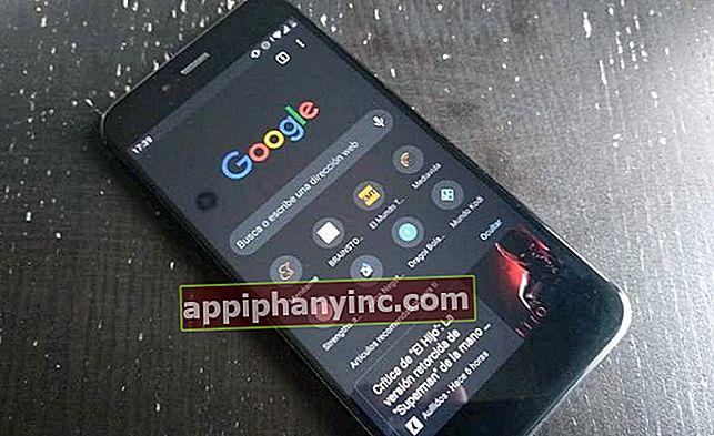 "Kuinka aktivoida Chromen ""Dark Mode"" Androidissa (Dark Mode)"