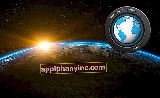 Earth Online App - Live webkameraer fra steder rundt om i verden