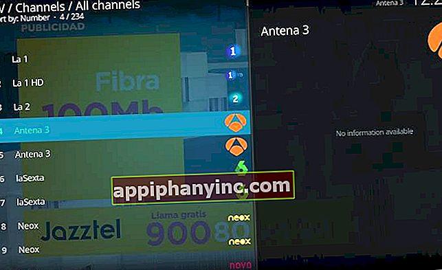 TV: n katseleminen Android TV Boxista (Espanjan DTT-kanavat)