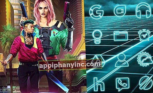 Teme za Android: Cyberpunk 2077 Prilagodite svoj mobilni telefon!