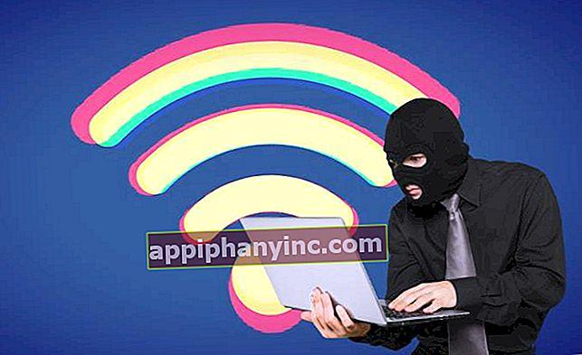 Dumtett metode for å blokkere inntrengere på WiFi-nettverket ditt