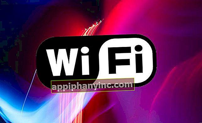 Hva er mellomområdet for et Wi-Fi-nettverk?