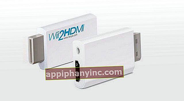Wii2HDMI, dingsen som lar deg spille Wii på HDMI