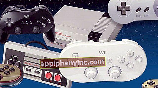Kontroller kompatible med Nintendo Classic Mini (offisiell og ikke-offisiell)