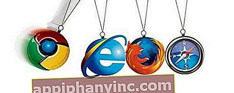 Yleinen menetelmä selaimen salasanojen palauttamiseksi