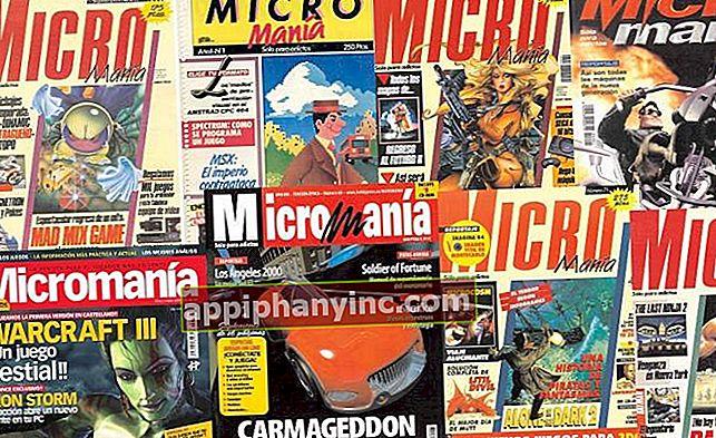 Myyttisen Micromanía-lehden 345 numeroa ladattavissa ilmaiseksi