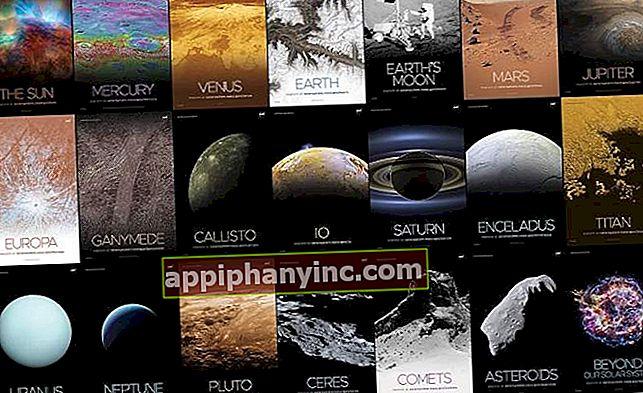 72 NASA-julistetta, jotka voidaan ladata ja tulostaa täydellä tarkkuudella