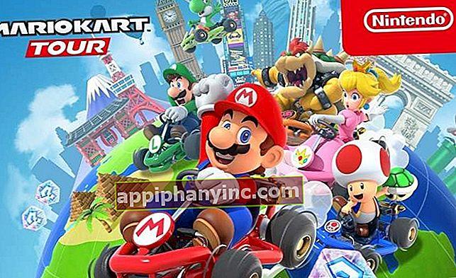Mario Kart Tour, den värsta Mario Kart någonsin