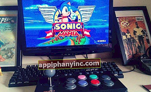 """Sonic Mania eller """"Hur man blir kär i Sega-husdjuret igen"""""""