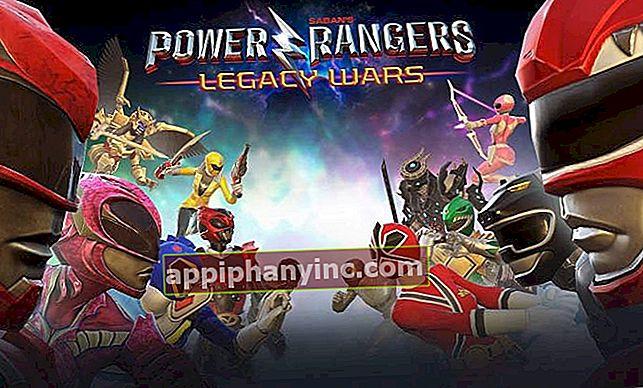 Power Rangers: Legacy Wars, beroendeframkallande Super Sentai PvP multiplayer