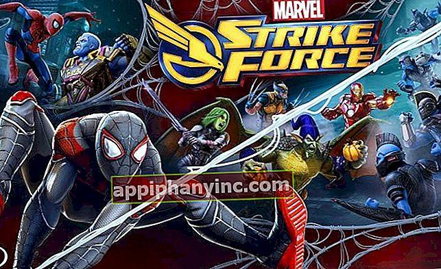 De 10 bästa Marvel-spelen för Android