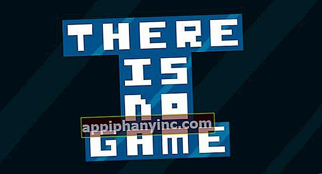 Det finns inget spel för Android: Spelet som inte är ett spel