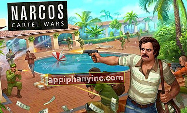 Silver eller bly! Narcos-spelet för Android