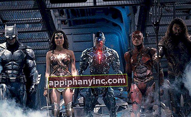 Justice League (virallinen traileri # 1)