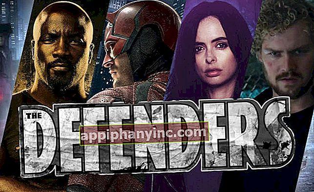 Defenders-kantaesitys, uusi Marvel-sarja Netflixille