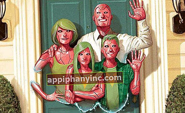 Tom Kingin visio: Normaali perhe