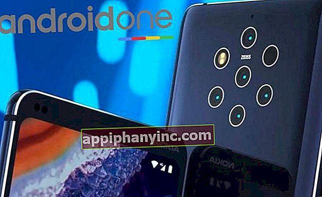 De 5 bästa telefonerna med Android One från 2019