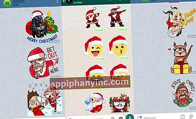 De bästa julklistermärkena för WhatsApp och Telegram