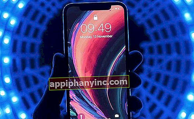 Hvordan tilpasse en Android slik at den ser ut som en iPhone