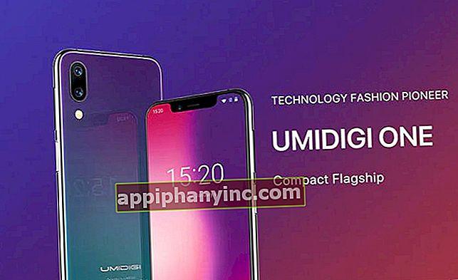 UMIDIGI En analys, en mobil för mindre än € 150 som är värt det