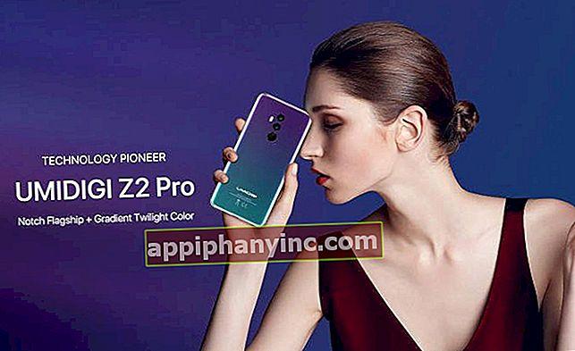 UMIDIGI Z2 Pro i granskning, premium mellanklass med Helio P60 och 6 GB RAM