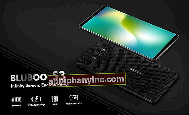 Bluboo S3 i analys, mobil med 8500mAh batteri och oändlig skärm