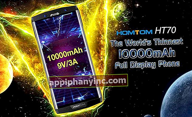 HOMTOM HT70 i analys, en mobil med ett mega-batteri på 10.000 mAh