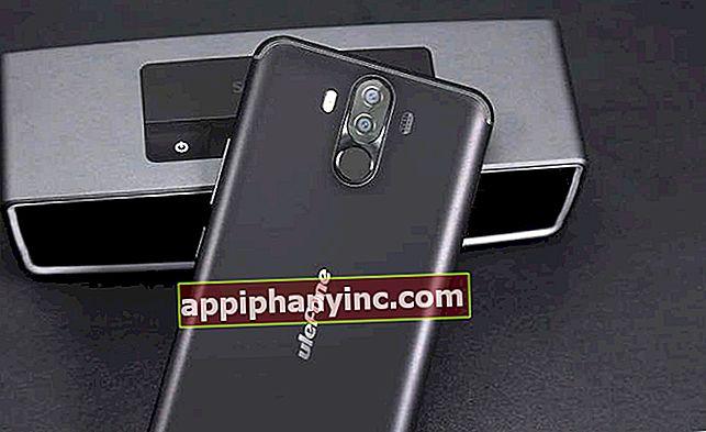 """Ulefone Power 3S i recension, den """"lätta"""" versionen av Power 3 med 6350mAh"""
