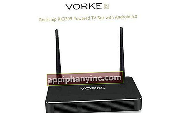 Vorke Z3 i analys: en Android TV Box med mycket muskler