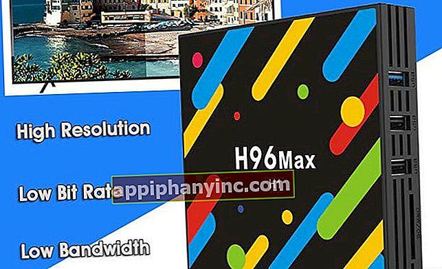 H96 MAX - H1 i analys, en kraftfull TV Box med 4 GB RAM för 50 €