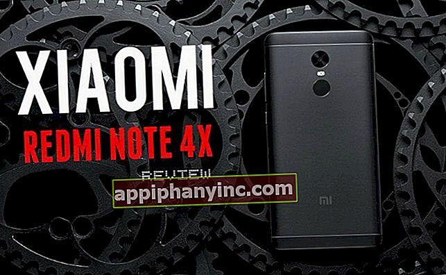 Xiaomi Redmi Note 4X i granskning: ett kraftfullt mellanklass med Snapdragon 625