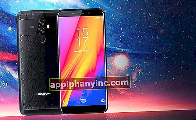 HOMTOM S99 i analys, mobil med 6200mAh batteri och 21MP kamera