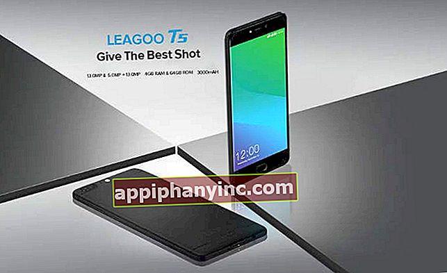 Leagoo T5 i analys: en billig mobil med 4 GB RAM och 64 GB ROM