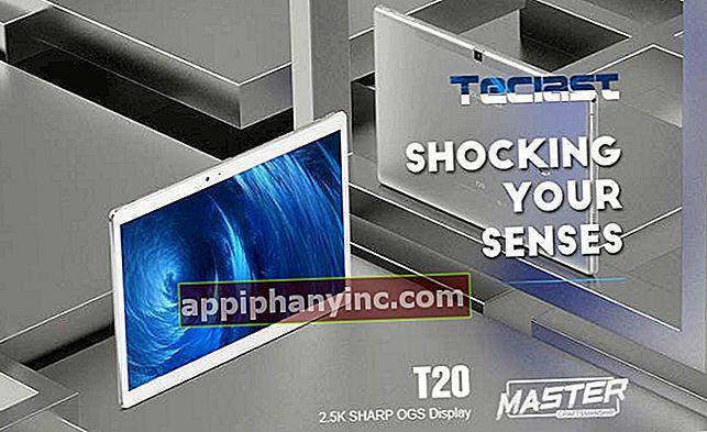 Teclast T20 i analys, surfplatta med 2,5K skärm och premiumfinish