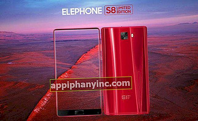 Elephone S8 i analys, ett flaggskeppsmördare med 2K-skärm och Helio X25