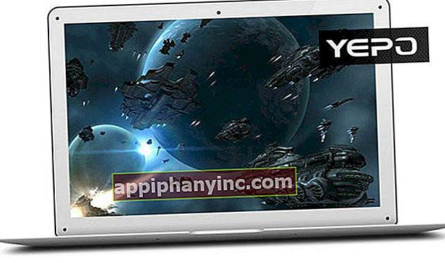 """Yepo 737S bärbar dator i recension: 13 """"Ultrabook med Windows 10 för mindre än $ 200"""