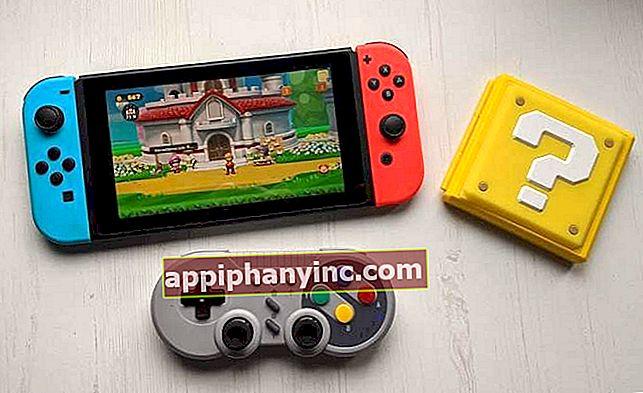 En av de bästa styrenheterna som är kompatibla med Nintendo Switch