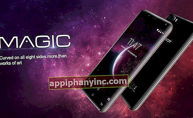 CUBOT Magic, lätt mobil med 3 GB RAM och dubbelkamera för mindre än 100 €