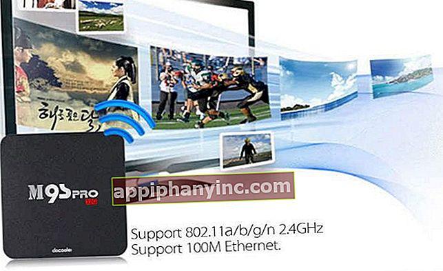 Docooler M9S-PRO, en Android TV Box med 3 GB RAM och Amlogic S905X CPU